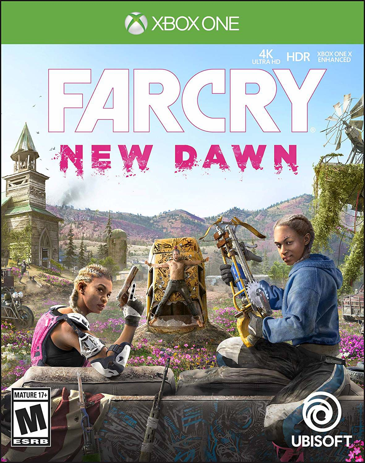 Far Cry: New Dawn - granddeluxegaming