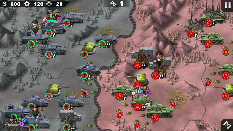 World Conqueror 4 - map - granddeluxegaming